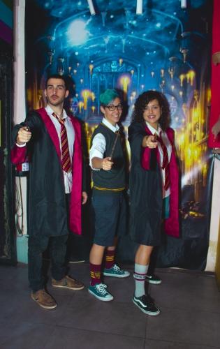 Fiesta Harry Potter en Twist & Shout